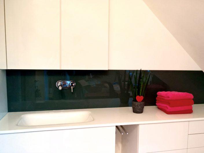 Stoneglass-Waschtisch