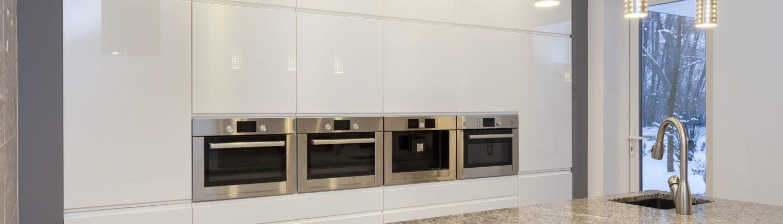 Küche - Arbeitsplatte aus Granit
